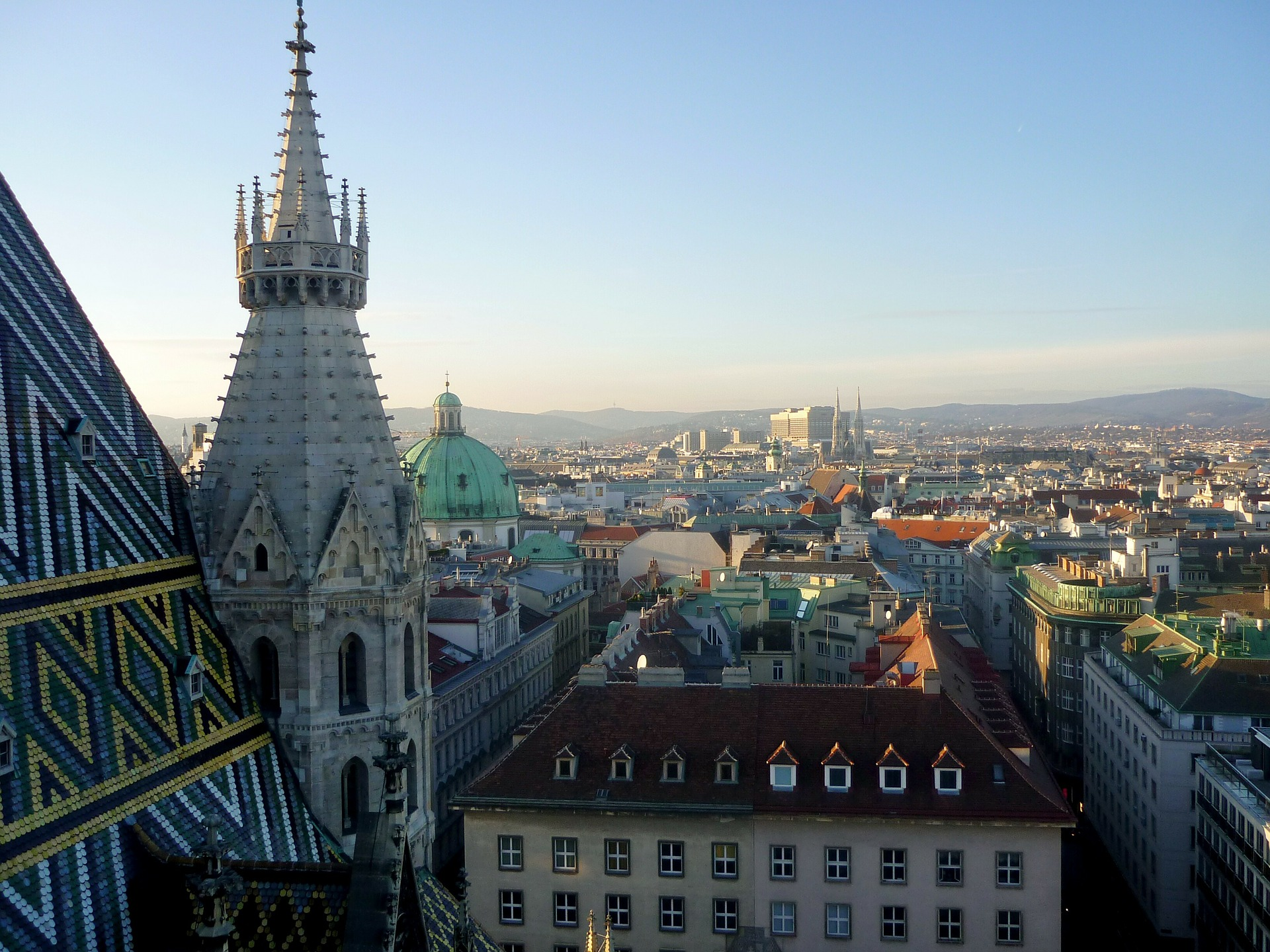 Goldegg Gardens Apartment mieten im Stadtzentrum Wien